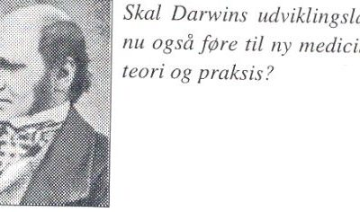 Hvad er darwinistisk medicin?
