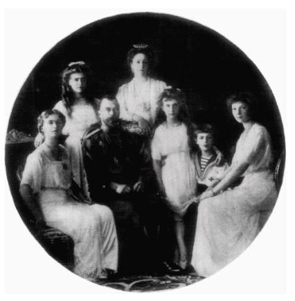 Indavl i den første familie