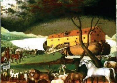 Noas dyr i Arken
