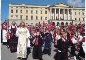 17. mai-tradisjonen