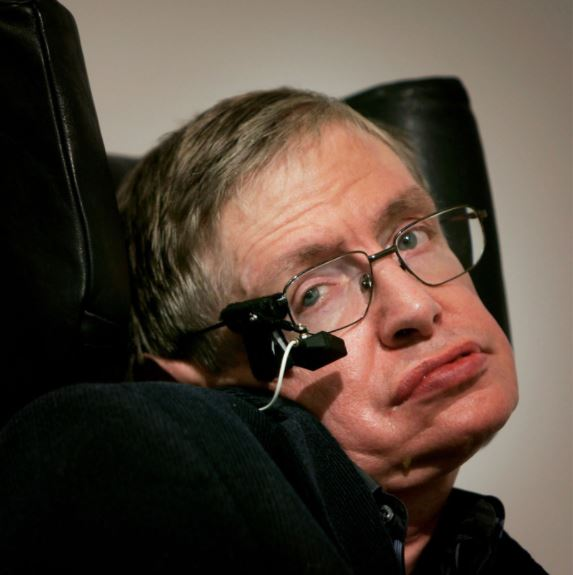 Frank Tipler om Hawking