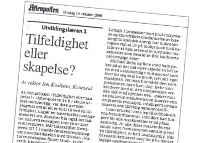 Debatt i Norges største aviser