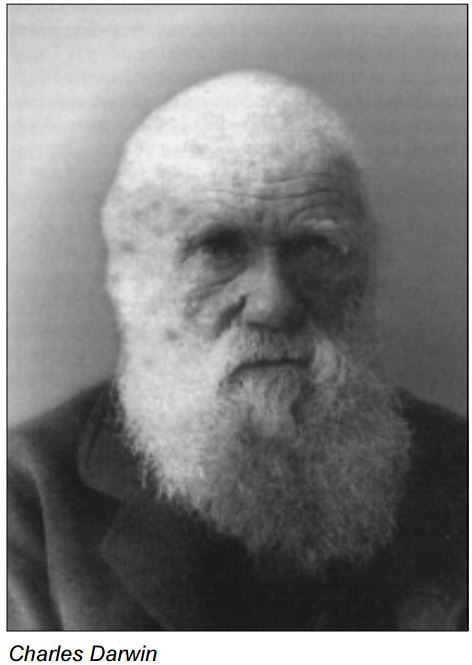 Darwin – modificeringens mester?