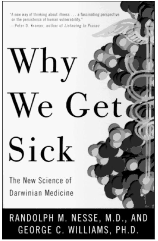 Hvorfor blir vi syke – evolusjonsmedisinen svarer