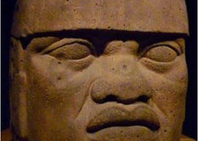 Olmekerne – den ældste civilisation i Amerika. Amazonfolk – de første ameri