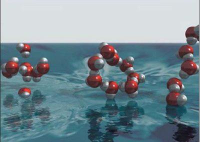 Vann – et vanlig stoff med uvanlige egenskaber