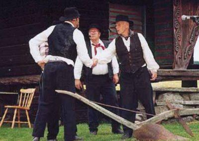 Hans Nielsen Hauge og 1814