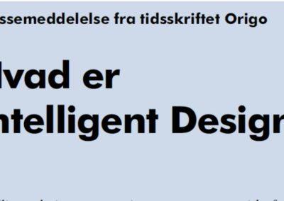 Intelligent design i medierne